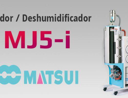 Nuevo MJ5-i de Matsui