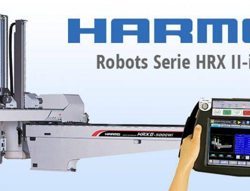 Robots Serie HRX II- i de HARMO